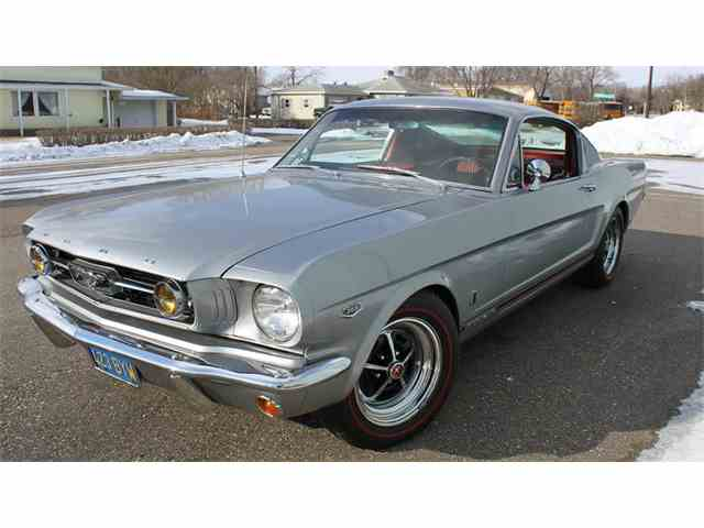 1966 Ford Mustang | 969344