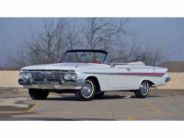 1961 Chevrolet Impala SS | 969349