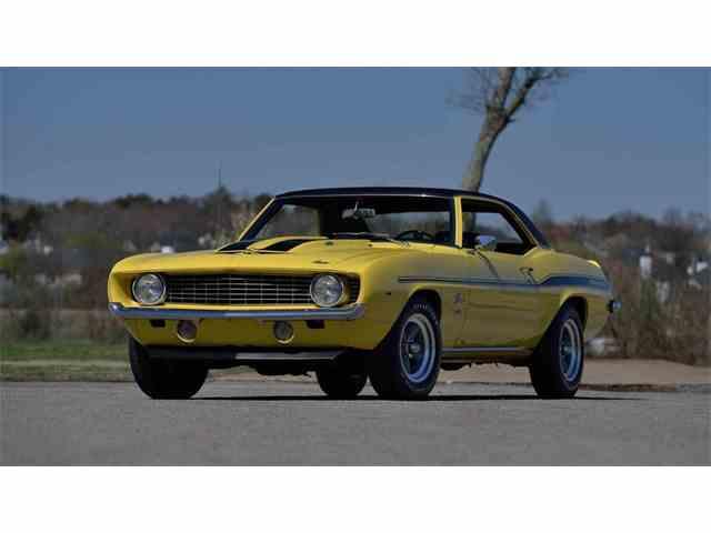 1969 Chevrolet Camaro | 969352