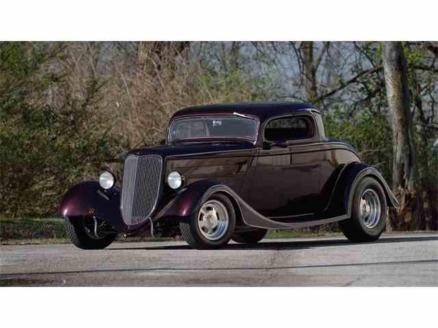 1934 Ford 3-Window Coupe | 969361