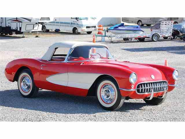 1956 Chevrolet Corvette | 969375