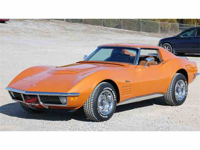 1971 Chevrolet Corvette | 969376