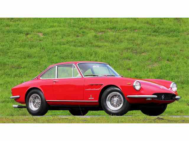 1967 Ferrari 330 GTC | 969386