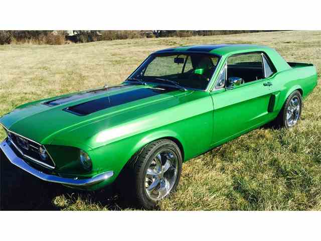 1967 Ford Mustang | 969393