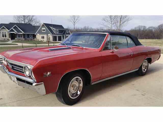 1967 Chevrolet Chevelle SS | 969395