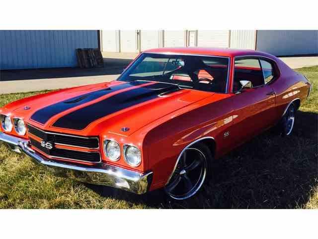 1970 Chevrolet Chevelle | 969399