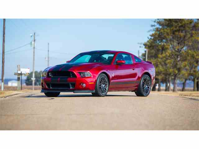2014 Shelby GT500 | 969406