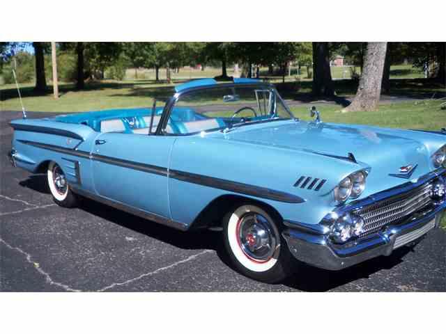 1958 Chevrolet Impala | 969411