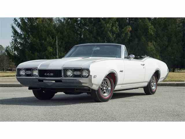 1968 Oldsmobile 442 | 969412