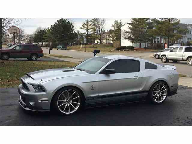 2010 Shelby GT500 | 969414