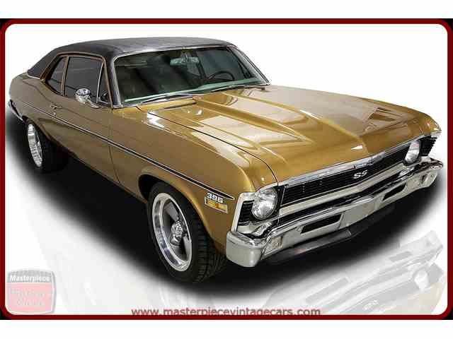 1970 Chevrolet Nova | 969419