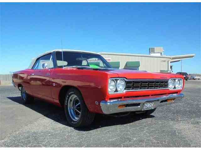1968 Plymouth Road Runner | 969424