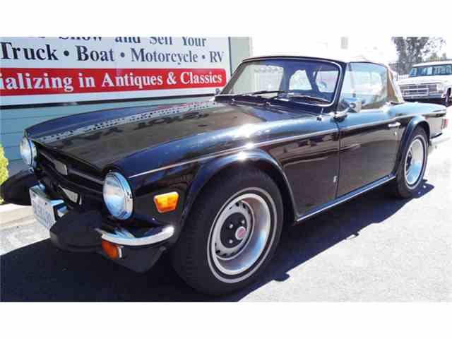 1976 Triumph TR6 | 969426