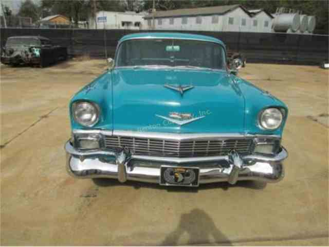 1956 Chevrolet Bel Aire Nomad Wagon LS | 969430