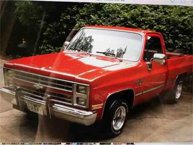 1986 Chevrolet Silverado C10 Truck | 969432