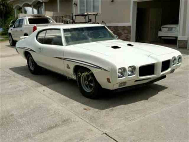 1970 Pontiac GTO Judge Ram Air III | 969434