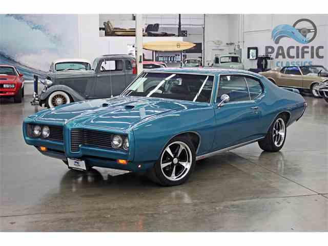 1969 Pontiac LeMans | 969445