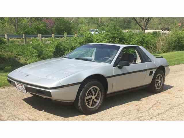 1984 Pontiac Fiero | 969452