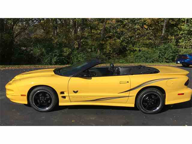 2002 Pontiac Firebird Trans Am | 969455