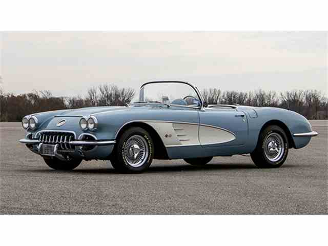 1959 Chevrolet Corvette | 969459