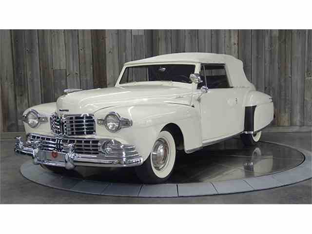 1947 Lincoln Continental | 969464