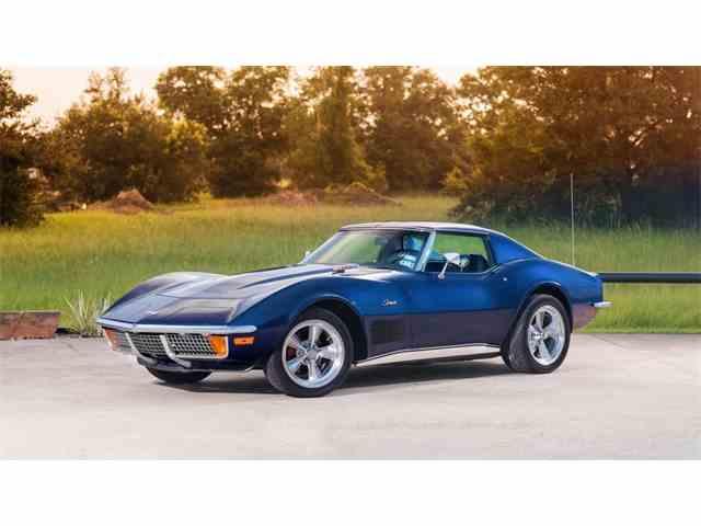 1972 Chevrolet Corvette | 969465