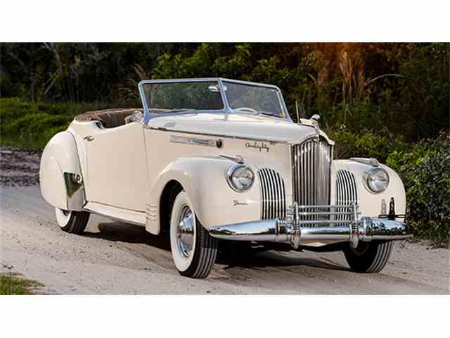 1941 Packard Darrin One-Eighty Convertible Victoria | 969468