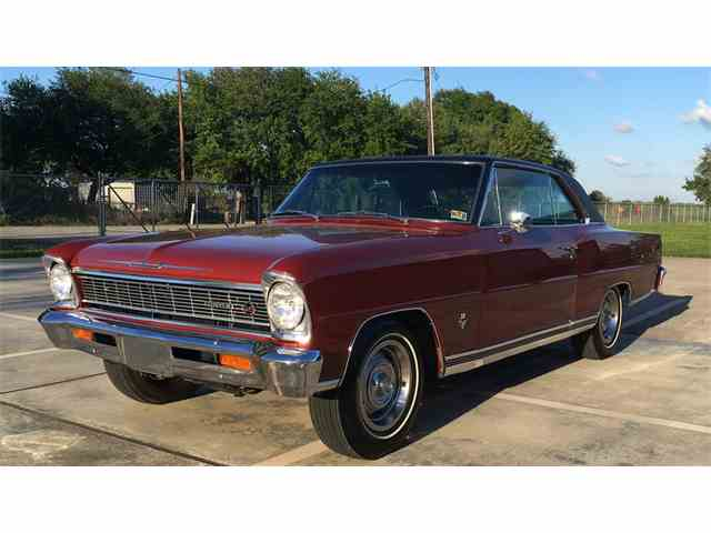 1966 Chevrolet Nova SS | 969471