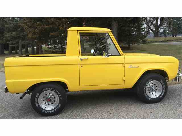 1969 Ford Bronco | 969472