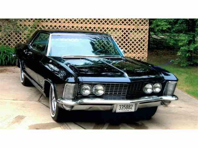 1963 Buick Riviera | 969473
