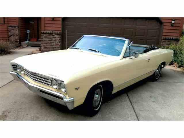 1967 Chevrolet Chevelle | 969474