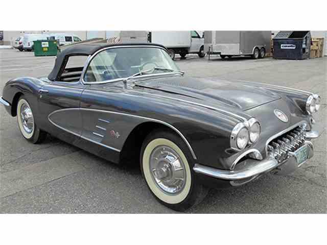 1958 Chevrolet Corvette | 969476