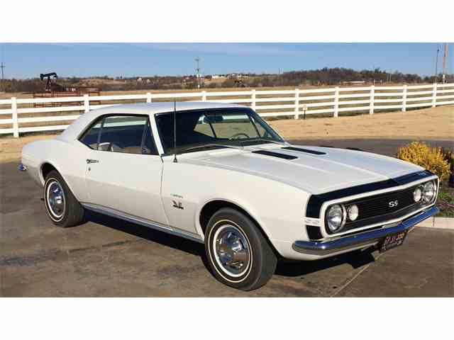 1967 Chevrolet Camaro SS | 969481