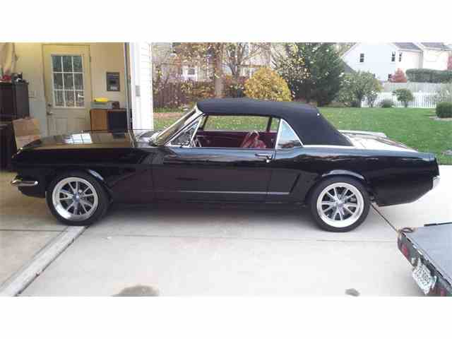 1966 Ford Mustang | 969485