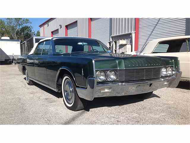 1966 Lincoln Continental Convertible | 969487