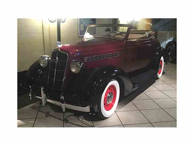 1935 Plymouth Deluxe Convertible Coupe | 969488