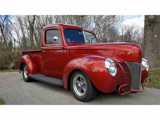 1941 Ford Custom   969495