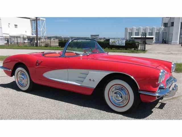 1958 Chevrolet Corvette | 969503