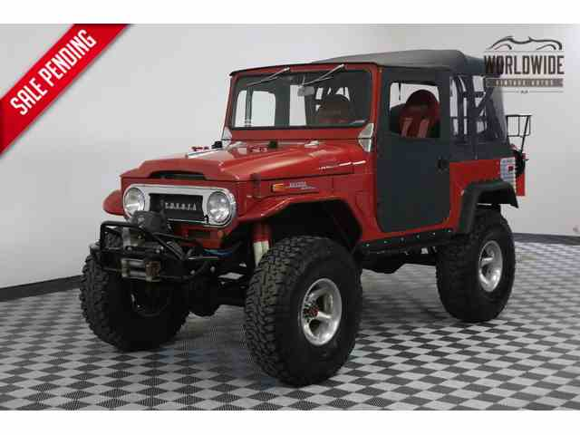 Classifieds for Classic Toyota Land Cruiser - 119 Available