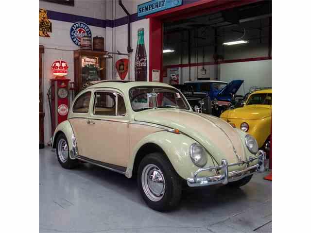 1966 Volkswagen Beetle CA Top | 969513