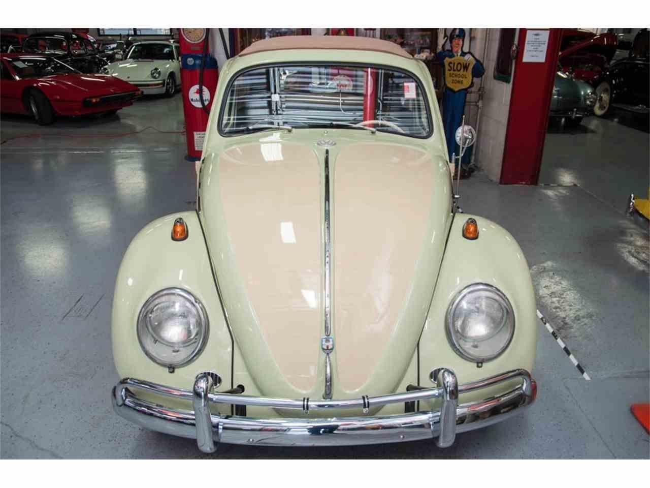 1966 Volkswagen Beetle Ca Top For Sale Classiccars Com