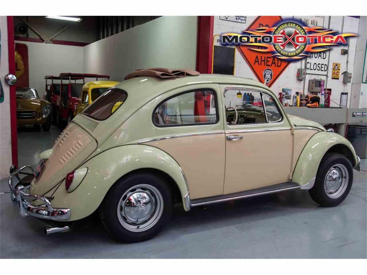 1966 volkswagen beetle ca top for sale cc 969513. Black Bedroom Furniture Sets. Home Design Ideas
