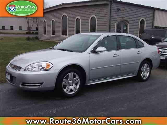 2012 Chevrolet Impala | 969515