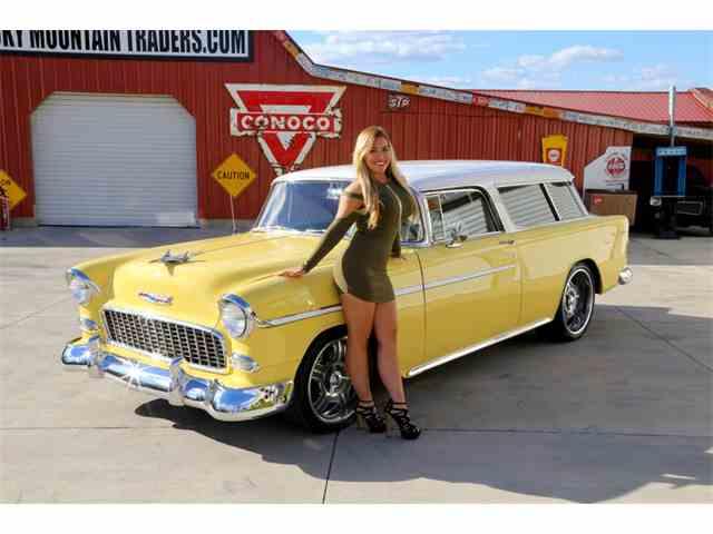 1955 Chevrolet Nomad | 969528