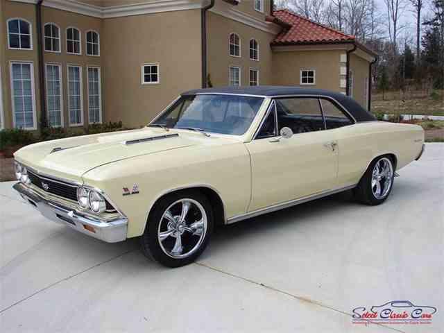 1966 Chevrolet Chevelle | 969532