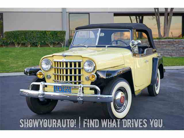 1950 Willys Jeepster | 969554