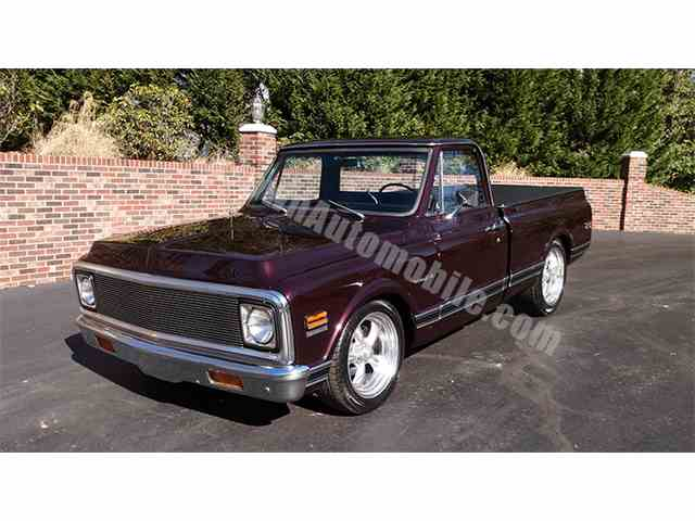 1972 Chevrolet C/K 10 | 969557