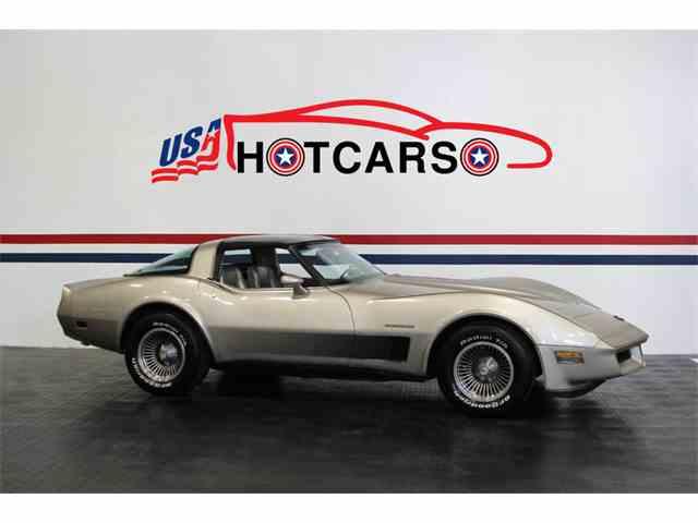 1982 Chevrolet Corvette | 969558