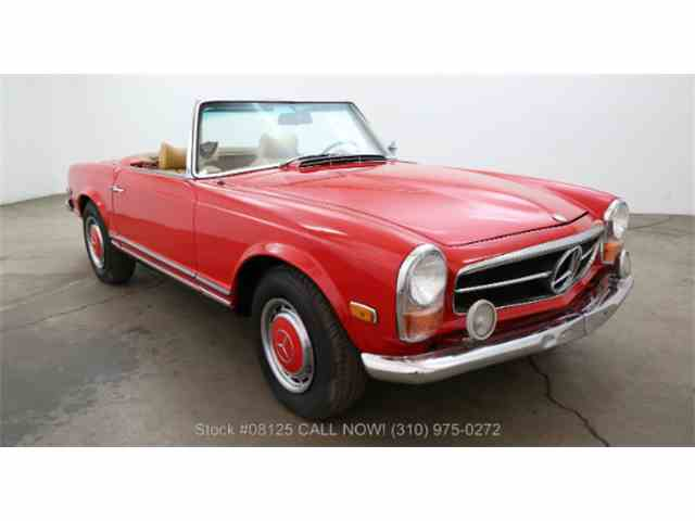 1965 Mercedes-Benz 230SL | 969562