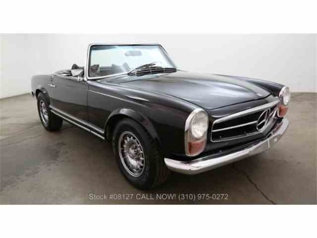 1968 Mercedes-Benz 280SL | 969564